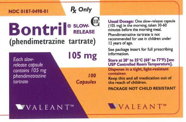 Bonril diet pill 105mg